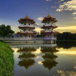 cina - pagode