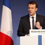 Macron presenta il programma e risale nei sondaggi