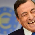 Draghi conferma tassi e QE ma l'euro vola ai massimi... 1.1632 contro dollaro