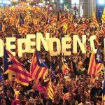 Il voto in Catalogna a favore dell'indipendenza... Manifatturiero UE tonico