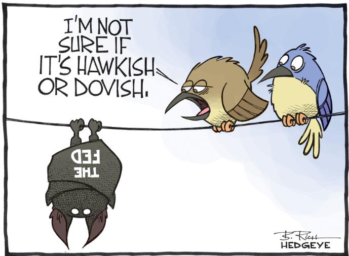 e4e191ea0e Il FOMC si rivela meno accomodante delle attese e i mercati si spaventano  un po'.